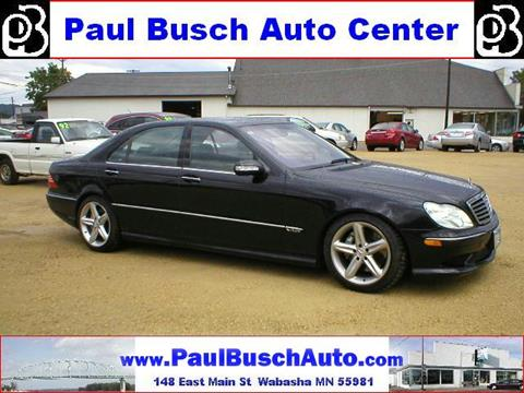 2003 Mercedes-Benz S-Class for sale in Wabasha, MN