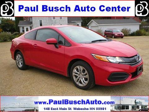 2014 Honda Civic for sale in Wabasha, MN
