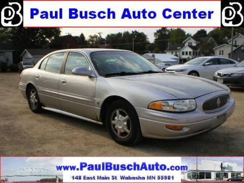 2005 Buick LeSabre for sale at Paul Busch Auto Center Inc in Wabasha MN