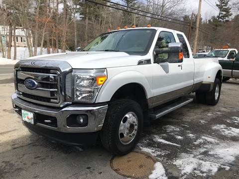 2011 Ford F-350 Super Duty for sale in Pelham, NH