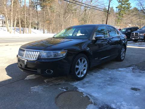 2009 Lincoln MKZ for sale in Pelham, NH