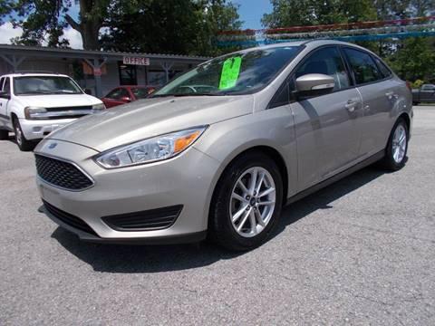 2016 Ford Focus for sale in Cullman, AL