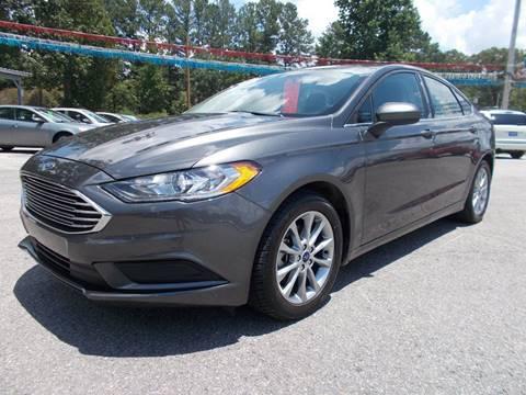 2017 Ford Fusion for sale in Cullman, AL
