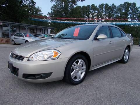 2011 Chevrolet Impala for sale in Cullman, AL