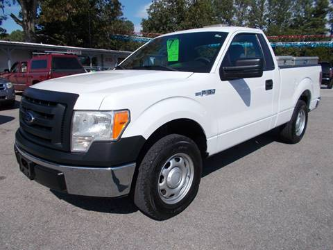 2012 Ford F-150 for sale in Cullman, AL
