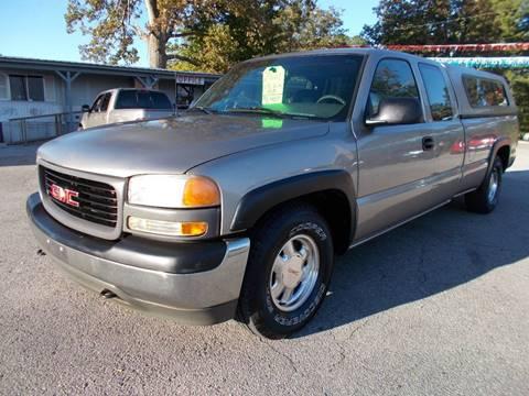 2001 GMC Sierra 1500 for sale in Cullman, AL
