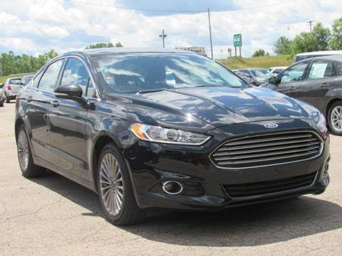 2016 Ford Fusion for sale in Rockford, MI