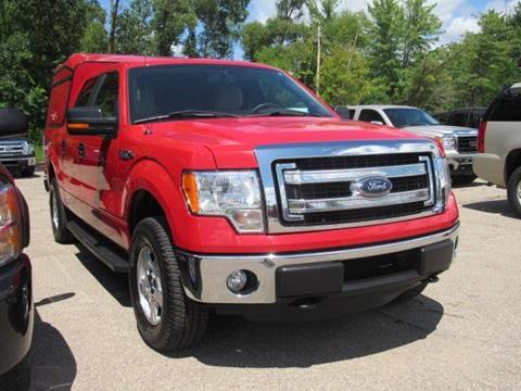 2013 Ford F-150 for sale in Rockford, MI