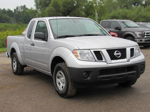 2016 Nissan Frontier for sale in Rockford, MI