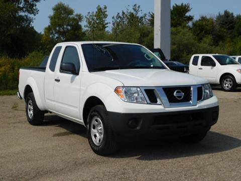 2015 Nissan Frontier for sale in Rockford, MI