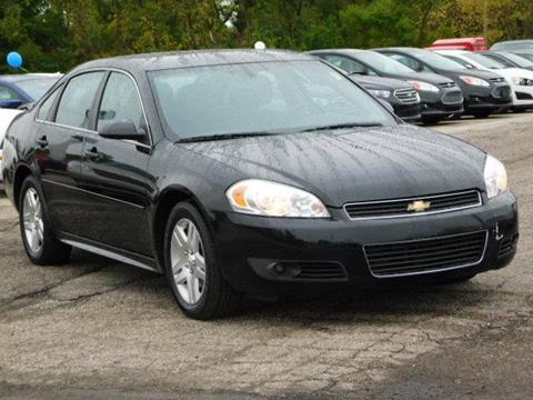 2011 Chevrolet Impala for sale in Rockford, MI