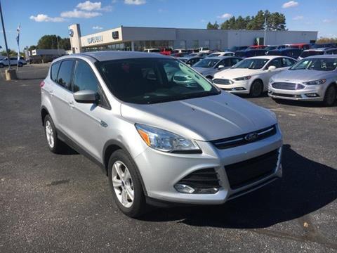 2015 Ford Escape for sale in Rockford, MI