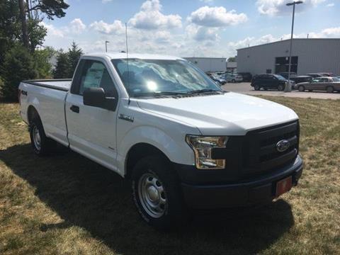 2017 Ford F-150 for sale in Rockford, MI