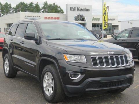 2015 Jeep Grand Cherokee for sale at Ed Koehn Chevrolet in Rockford MI