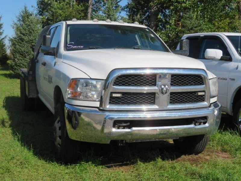 2016 RAM Ram Chassis 3500 for sale at Ed Koehn Chevrolet in Rockford MI