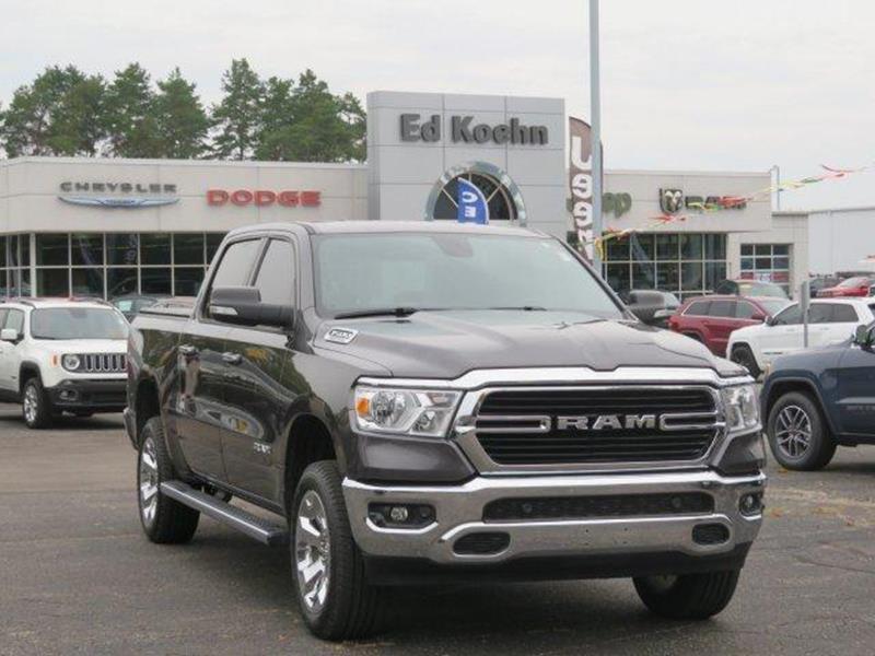 2019 RAM Ram Pickup 1500 for sale at Ed Koehn Chevrolet in Rockford MI