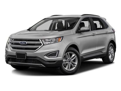2017 Ford Edge for sale at Ed Koehn Chevrolet in Rockford MI