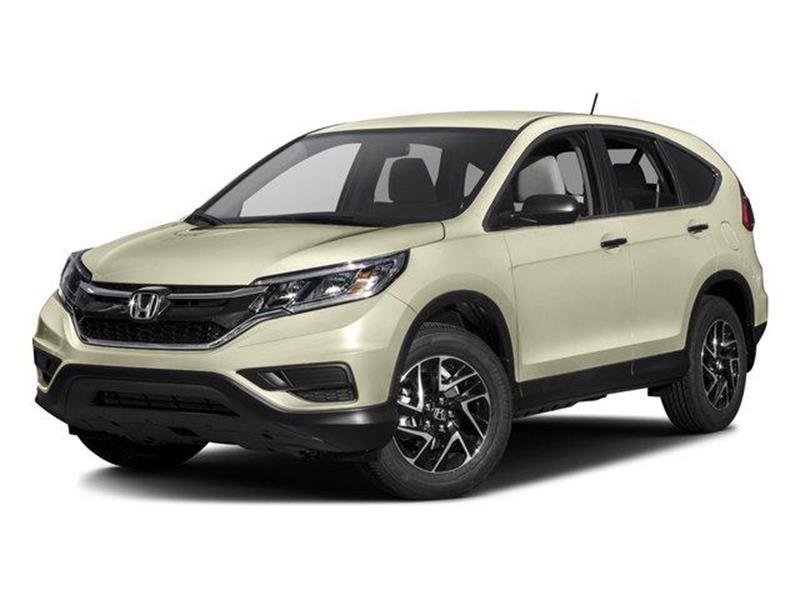 2016 Honda CR-V for sale at Ed Koehn Chevrolet in Rockford MI