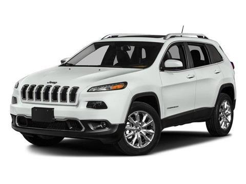 2017 Jeep Cherokee for sale at Ed Koehn Chevrolet in Rockford MI