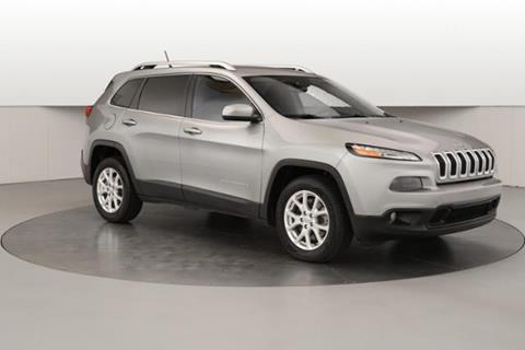 2015 Jeep Cherokee for sale in Rockford, MI