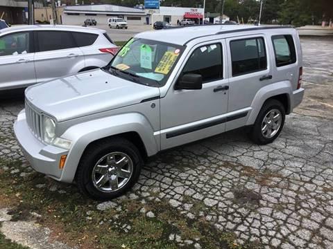 2009 Jeep Liberty for sale in Port Huron, MI
