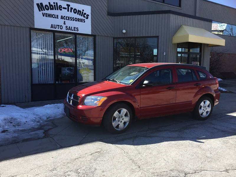2008 Dodge Caliber SXT 4dr Wagon   Port Huron MI
