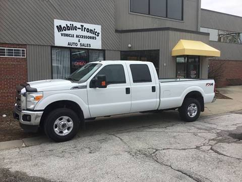2012 Ford, F 250 Super Duty $16,900