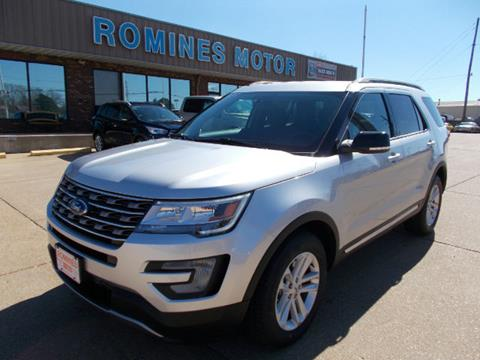 2017 Ford Explorer for sale in Houston, MO