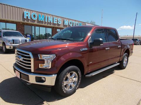2017 Ford F-150 for sale in Houston, MO