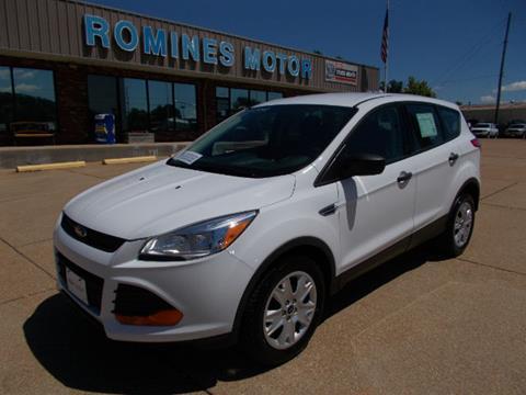 2015 Ford Escape for sale in Houston, MO