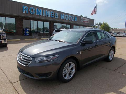 2017 Ford Taurus for sale in Houston, MO