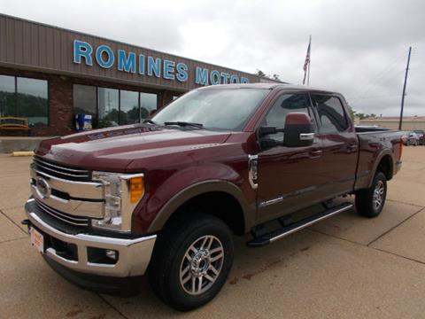 2017 Ford F-250 Super Duty for sale in Houston, MO
