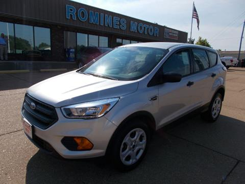 2017 Ford Escape for sale in Houston, MO