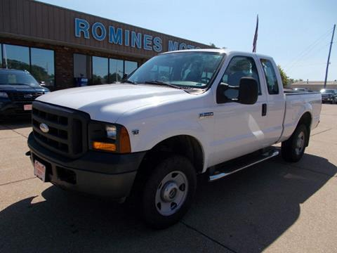 2006 Ford F-250 Super Duty for sale in Houston, MO