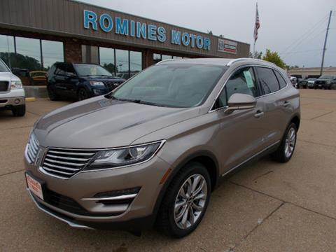 2018 Lincoln MKC for sale in Houston, MO