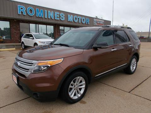 2012 Ford Explorer for sale in Houston, MO