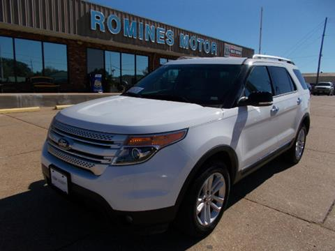 2014 Ford Explorer for sale in Houston MO