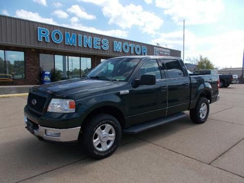 2004 Ford F-150 for sale in Houston, MO