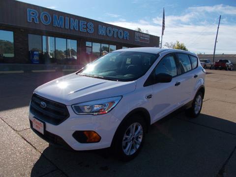 2017 Ford Escape for sale in Houston, MO