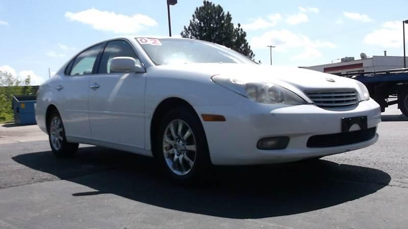 2002 Lexus ES 300 4dr Sedan   Shawnee KS