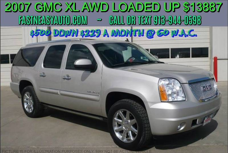 falls vehicle spokane details gmc post valley id denali awd yukon xl wa