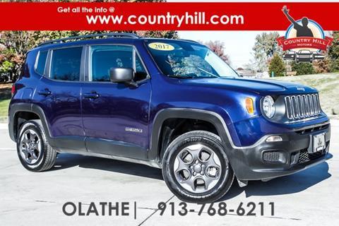 2017 Jeep Renegade for sale in Olathe, KS