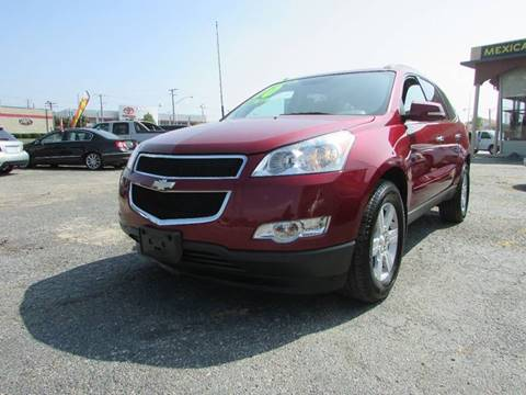2010 Chevrolet Traverse for sale in Waukegan, IL