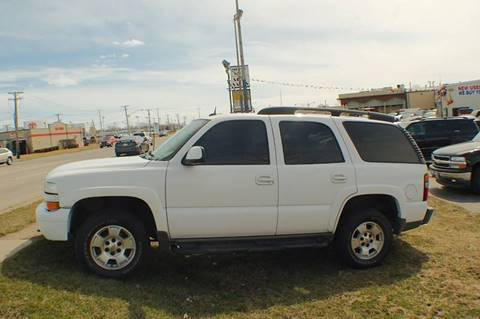 2004 Chevrolet Tahoe For Sale In Waukegan Il