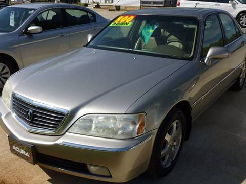 2002 Acura RL for sale in Shelby, NC