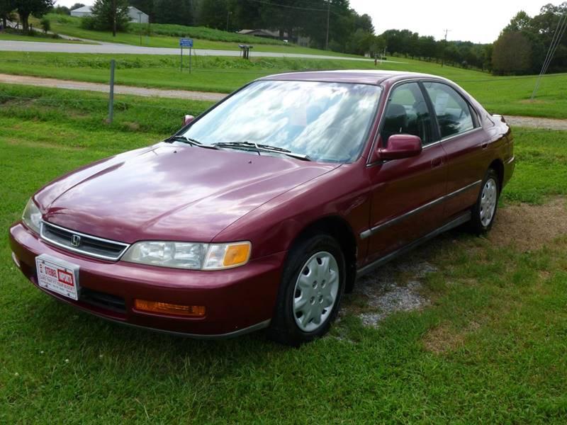 1996 Honda Accord Lx 4dr Sedan In Shelby Nc Ed Steibel Imports