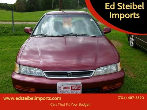 1996 Honda Accord For Sale In Shelby, NC