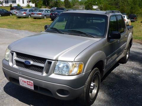 2002 Ford Explorer Sport Trac for sale in Shelby, NC