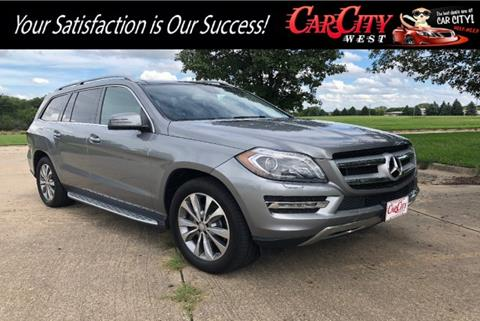 2014 Mercedes-Benz GL-Class for sale in Clive, IA