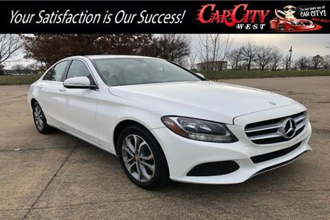 2015 Mercedes-Benz C-Class for sale in Clive, IA